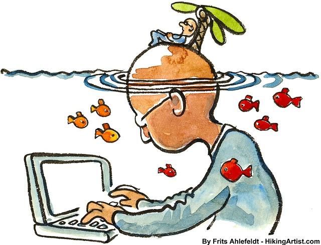 Speed Reading Blogbeitrag - was tun gegen abschweifende Gedanken?