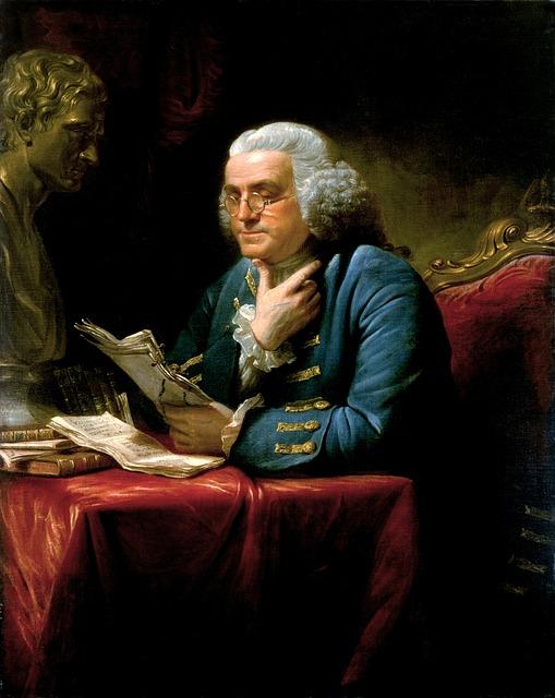 Speed Reading Benjamin Franklin